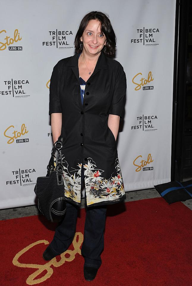 """<a href=""""http://movies.yahoo.com/movie/contributor/1804499140"""">Rachel Dratch</a> attends the 10th Annual Tribeca Film Festival premiere of """" A Good Old Fashioned Guy"""" on April 29, 2011."""