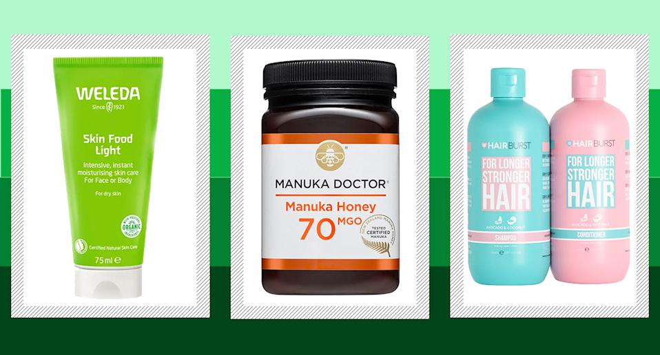 Holland & Barrett has launched its unmissable Penny Sale, and big brands are included in the deal.  (Yahoo Style UK)