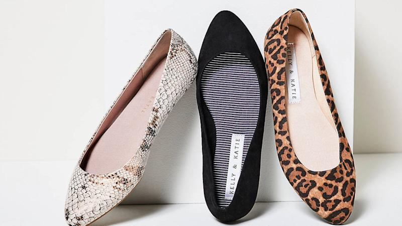Get 20 percent off your entire order at DSW