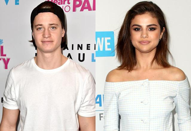"<p>This song, which reached No. 10, was Kygo's first top 10 hit; Gomez's seventh. This is the first of two collaborations in this top 20 by a foreign-born DJ/producer (Kygo was born in Norway) and a popular female singer. <a href=""https://www.youtube.com/watch?v=D5drYkLiLI8"" rel=""nofollow noopener"" target=""_blank"" data-ylk=""slk:LISTEN HERE"" class=""link rapid-noclick-resp""><strong>LISTEN HERE</strong></a>.<br>(Photo: AP Images) </p>"