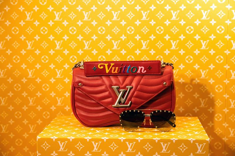 China Is Cutting Back On Iphones Louis Vuitton Handbags Could Be Next