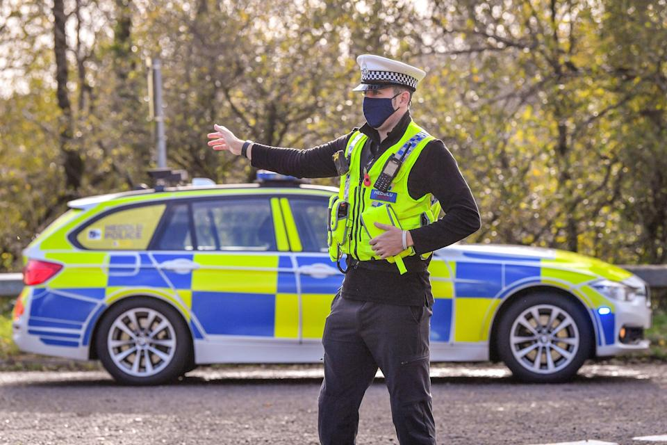 Police confirmed they are at the scene of an incident at Ty Mawr holiday park in north Wales (Ben Birchall/PA) (PA Archive)