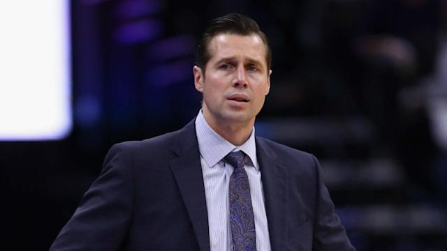 Luke Walton has been linked with the Sacramento Kings, with the team sacking coach Dave Joerger on Thursday.