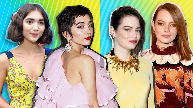 The Boldest and Most Surprising Celeb Hair Makeovers of 2019 (So Far)