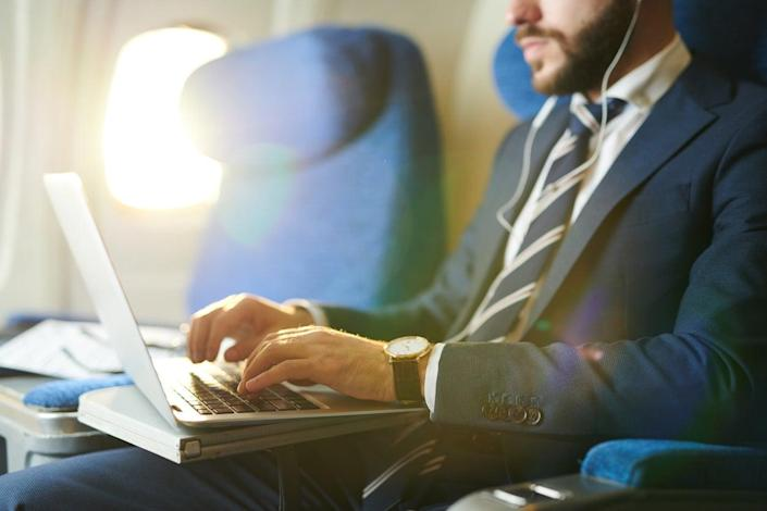 Business travellers will be exempt from quarantine under certain rules (Getty Images/iStockphoto)