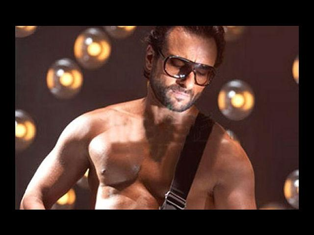 <b>Saif Ali Khan</b><br>'Salaam Namaste' saw Chhote Nawab like never before. He sported a bare-chested look, and man he was damn hot.