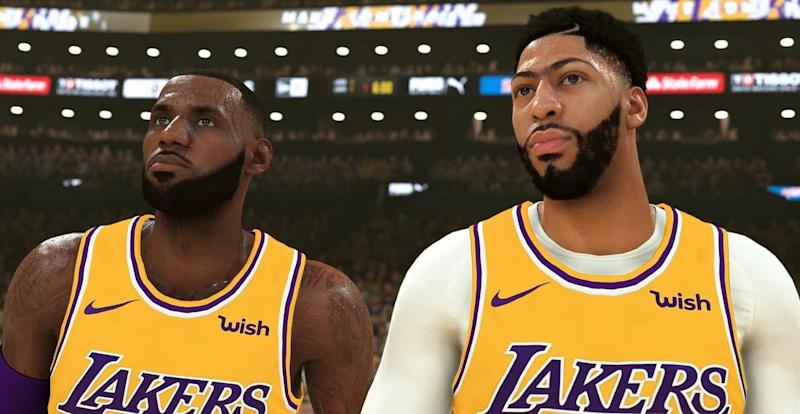 Save 33 percent on NBA 2K20. (Photo: GameStop)