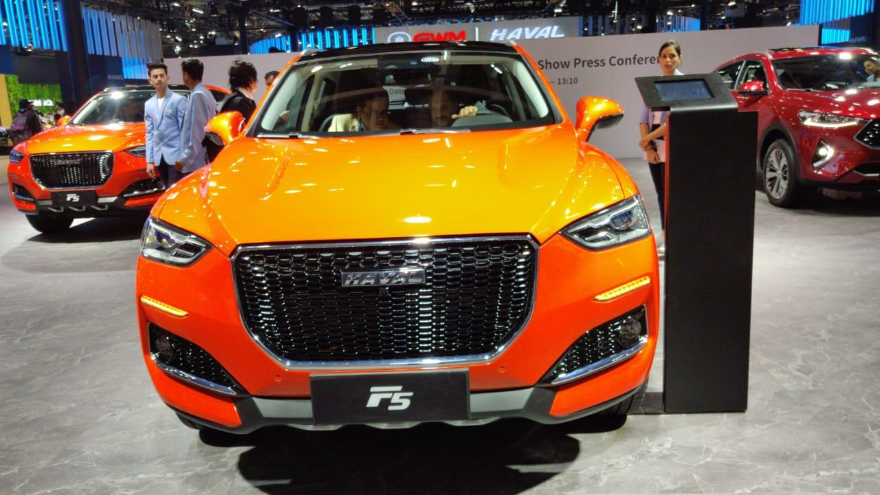 The F5 is one of the most popular models in the Haval range and is a large SUV which is competing with the likes of the Compass and Hector.