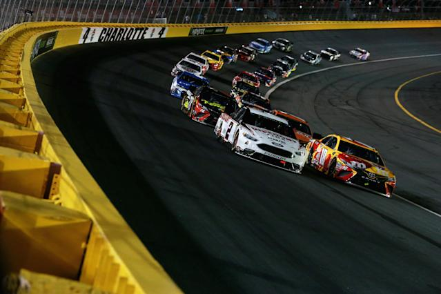 The All-Star Race should disappear after the 2020 season. (Photo by Sean Gardner/Getty Images)