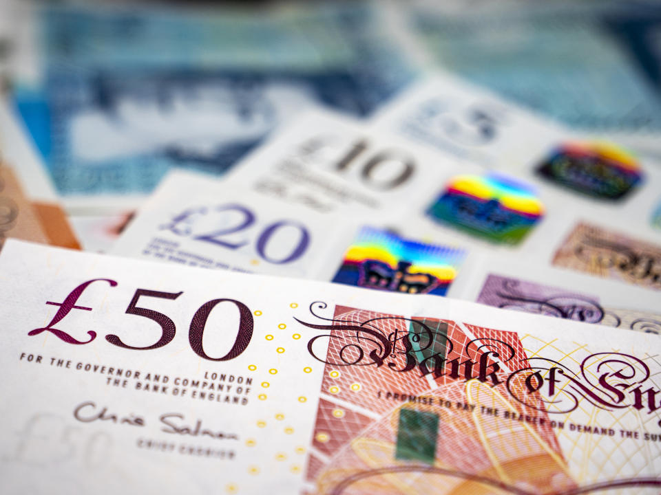 Cash remains as a 'store of value' and a 'safe haven,' according to a study. Photo: Getty Images
