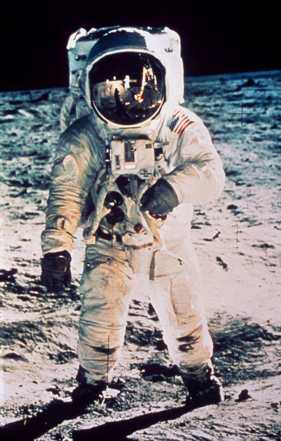 "<p>The <a href=""https://www.goodhousekeeping.com/life/entertainment/a34825/matt-damon-the-martian-fact-or-fiction/"" rel=""nofollow noopener"" target=""_blank"" data-ylk=""slk:astronaut"" class=""link rapid-noclick-resp"">astronaut</a> insists he actually stated, ""That's one small step for <em>a </em>man, one giant leap for mankind."" ""That's the only way the statement makes any sense,"" Armstrong told <a href=""https://books.google.com/books?id=rMS6JFuLgx4C&pg=PA494&lpg=PA494&dq=#v=onepage&q&f=false"" rel=""nofollow noopener"" target=""_blank"" data-ylk=""slk:biographer James Hansen"" class=""link rapid-noclick-resp"">biographer James Hansen</a>. And for the record, no real astronaut ever uttered ""Houston, we have a problem"" — Tom Hanks only said that in the movie <em><a href=""https://www.amazon.com/Apollo-13-Tom-Hanks/dp/B001JI5DRC/"" rel=""nofollow noopener"" target=""_blank"" data-ylk=""slk:Apollo 13"" class=""link rapid-noclick-resp"">Apollo 13</a>. </em><br></p>"