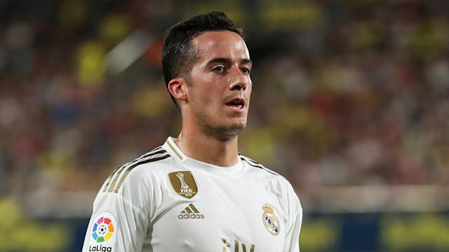 Real Madrid will be without Lucas Vazquez when LaLiga resumes after the international break.