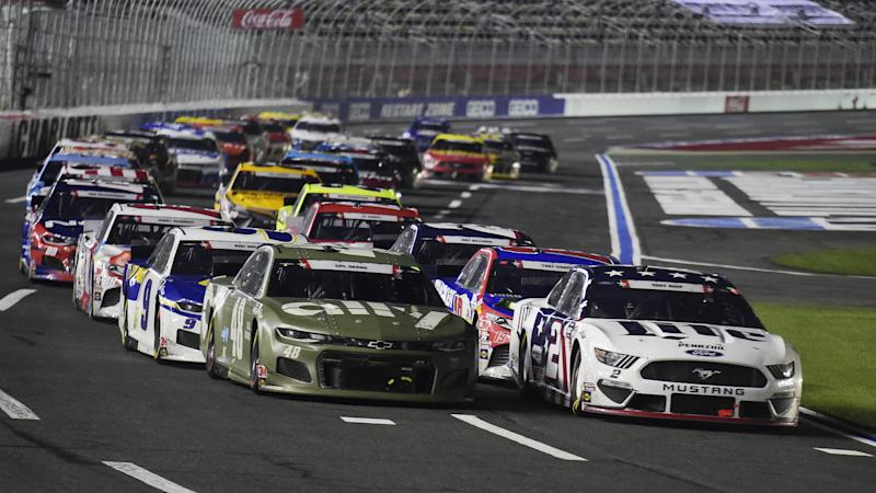 NASCAR at Charlotte results, highlights from Chase Elliott's win at the Alsco Uniforms 500