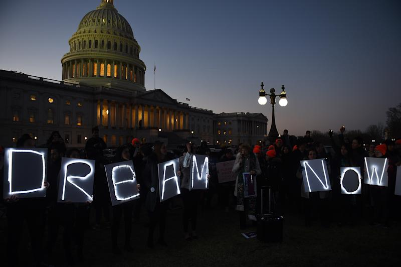 The House Will Vote on Bills to Protect the Dreamers. No One Knows What Happens Next