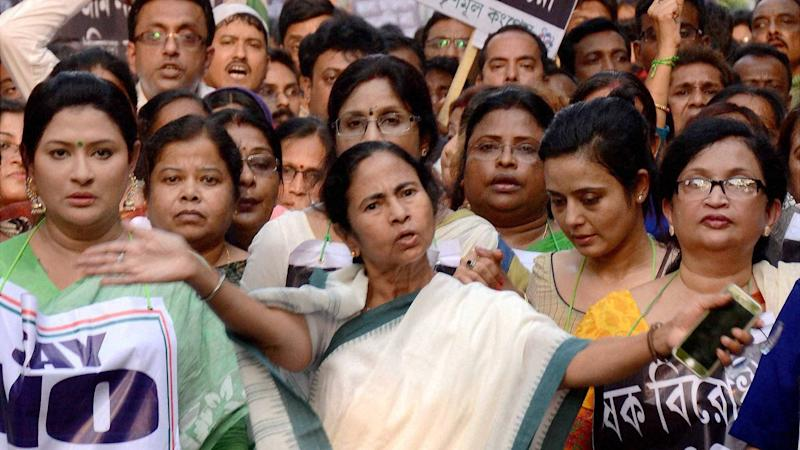 Mamata Begins 'BJP Quit India' Campaign, Says Will Work With Oppn