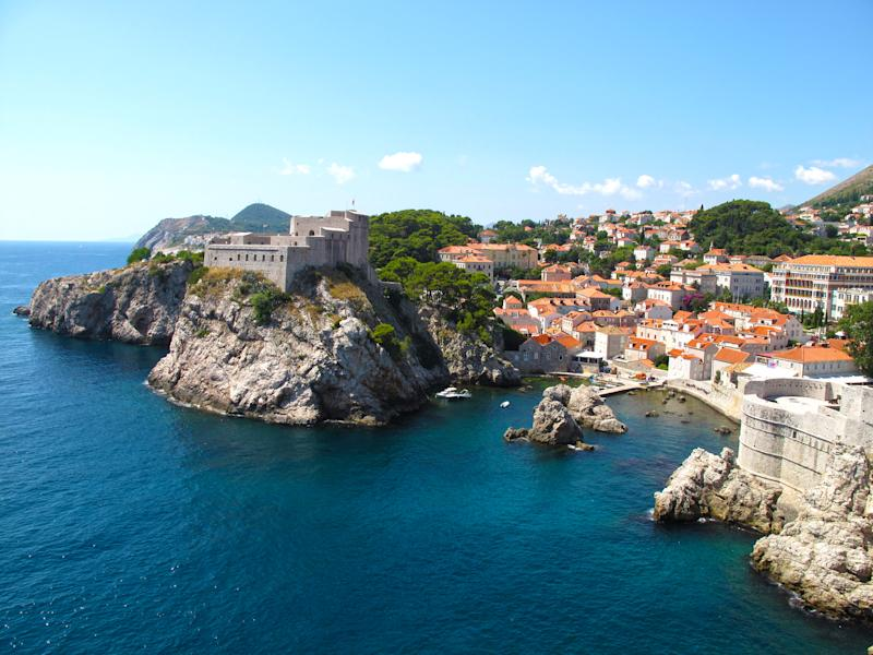 Dubrovnik, in Croatia, a popular tourist spot which was made more famous by the Game of Thrones series is tipped to suffer. due to the coronavirus. Source: Getty Images
