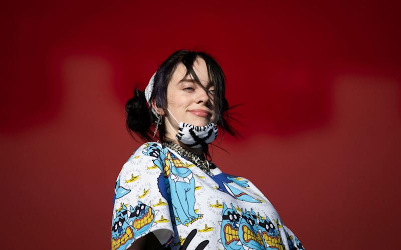 Billie Eilish's reputation has remained intact - PA