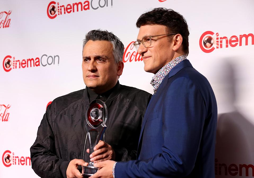 Joe Russo and Anthony Russo (Credit: Gabe Ginsberg/WireImage)