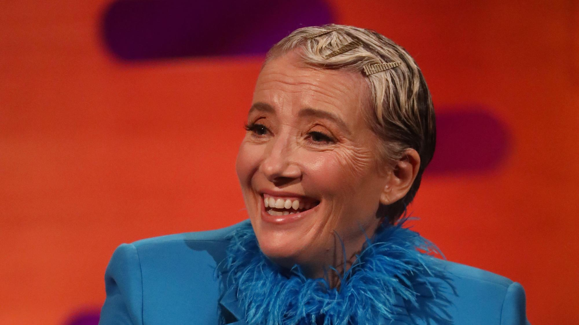 Emma Thompson: I faced greater criticism over XR support due to age and station