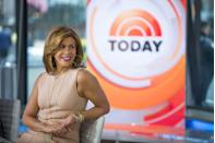 """<p>The <em>Today</em> co-anchor was <a href=""""https://www.today.com/health/hoda-kotb-opens-about-her-experience-breast-cancer-t117799"""" rel=""""nofollow noopener"""" target=""""_blank"""" data-ylk=""""slk:diagnosed with breast cancer"""" class=""""link rapid-noclick-resp"""">diagnosed with breast cancer</a> in 2007. Her battle was very public, as it coincided with a divorce and starting a new job, but she is cancer-free today. """"I'm not wasting one more minute,"""" she said in an interview with <a href=""""https://news.cancerconnect.com/survivorship/hoda-kotb-transform-and-transcend-Hpv1vgjtL0qvQ-OkCOW4ig/"""" rel=""""nofollow noopener"""" target=""""_blank"""" data-ylk=""""slk:Cancer Connect"""" class=""""link rapid-noclick-resp"""">Cancer Connect</a>. </p>"""