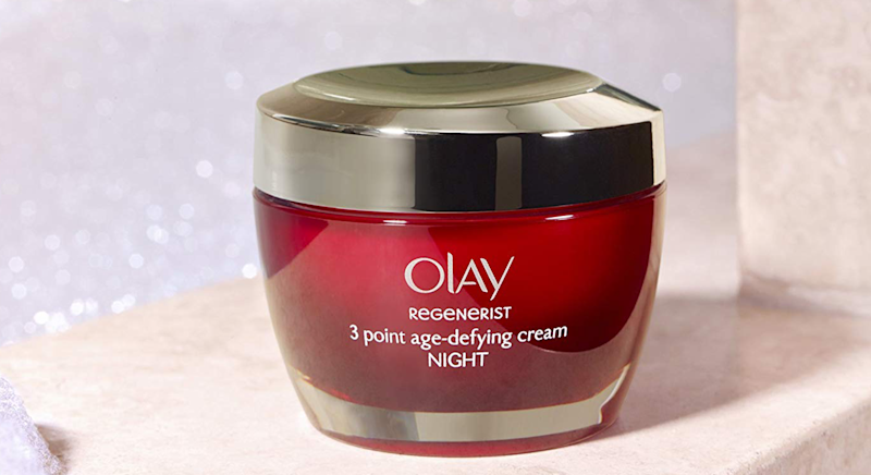 Olay's £14 Regenerist cream has numerous five star reviews [Photo: Amazon]
