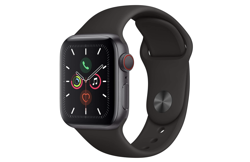 Apple Watch Series 5. Foto: amazon.com.mx
