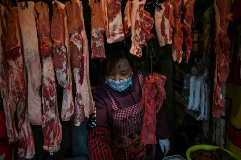 Wuhan's markets are bustling once again