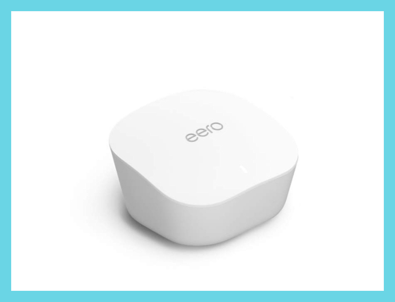 Speed up your home Wi-Fi and save $30 on the eero mesh Wi-Fi router. (Photo: Amazon)