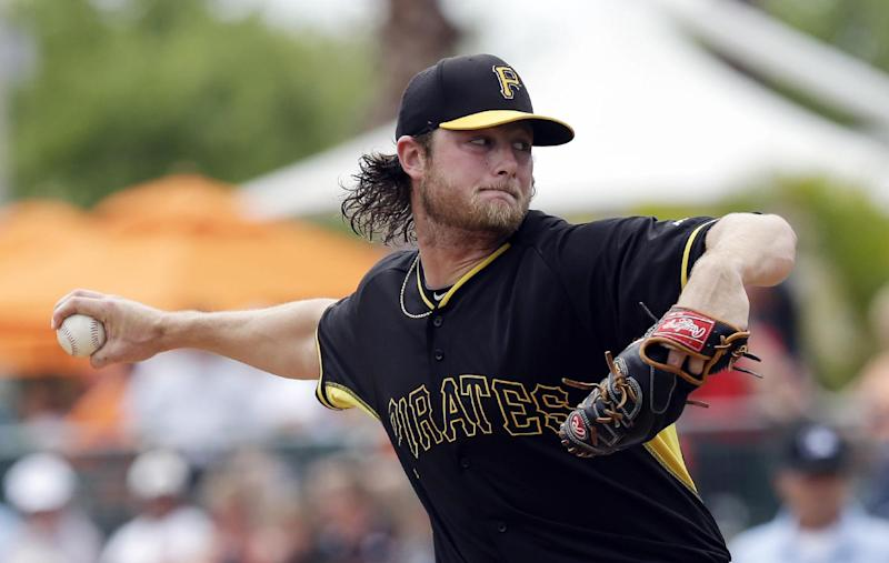 Cole looking to avoid sophomore slump for Pirates