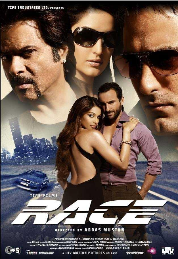 <p>The first 'Race' movie was a huge hit and went on to become the fourth biggest Bollywood film of 2008, behind Ghajini, Rab Ne Bana Di Jodi and Singh is Kinng in terms of box office collections. It had grossed <span>₹158 million</span> (US$2.4 million) in its opening weekend,<sup></sup> before collecting a worldwide gross of ₹1.06 billion. </p>