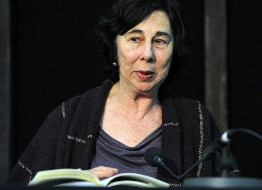 Australian-born writer Carolyn Burke reads from her new book 'No Regrets: Edith Piaf' at the Sydney Writers' Festival. The book reveals much about Piaf's life before stardom, including her yearnings for poetry and philosophy as a young girl working to overcome her tough upbringing