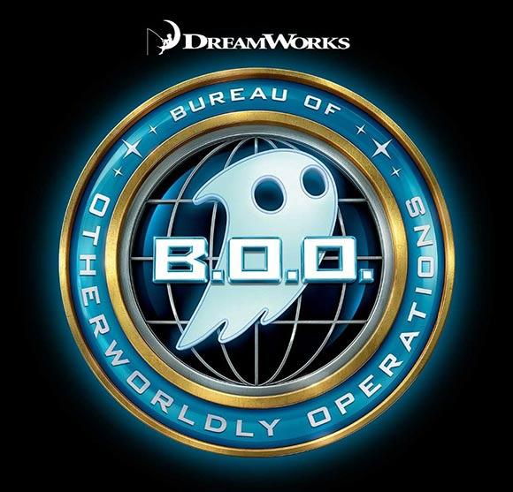 Artwork for 'B.O.O.: Bureau of Otherworldly Operations' (IMDb)