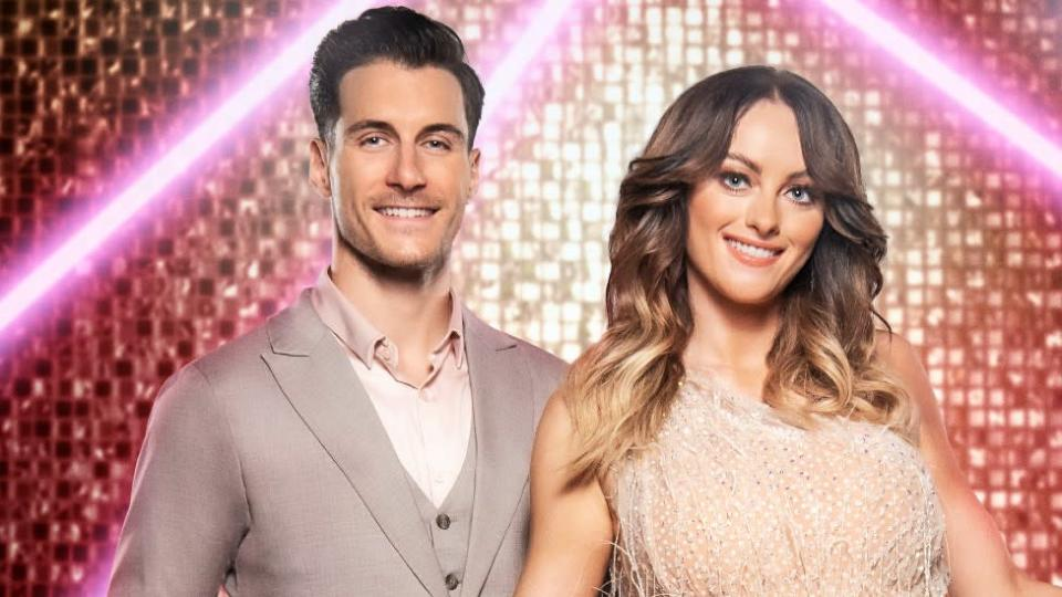 Gorka Márquez and actress Katie McGlynn have been partnered together on the show