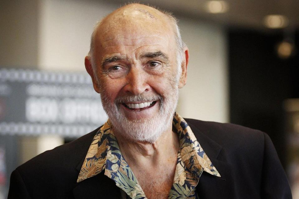 Sean Connery, Hollywood's Quintessential James Bond, Dies at 90