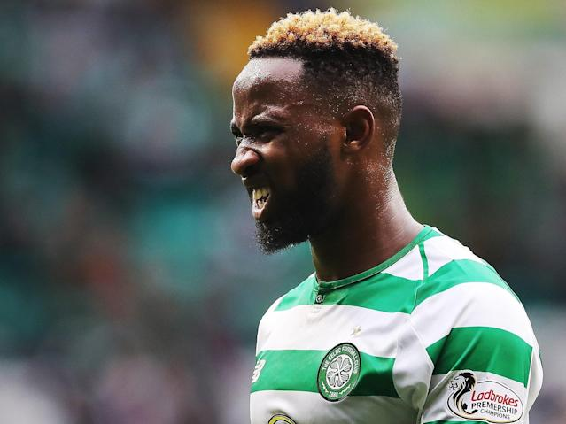 Moussa Dembele reacts angrily to Celtic's refusal to accept 'significant' transfer offer from Lyon
