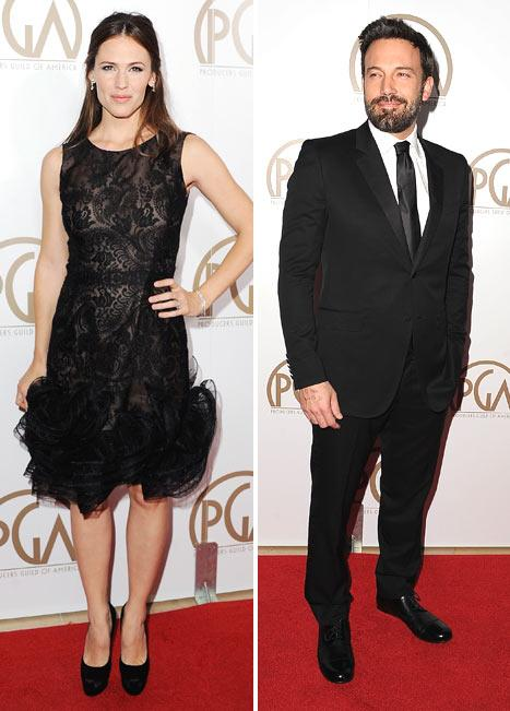 Ben Affleck Thanks Wife Jennifer Garner After Winning PGA Outstanding Producer Award For Argo