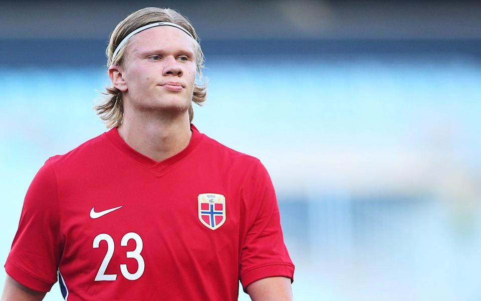 Erling Haaland -Erling Haaland interested in Chelsea move – even if he has to wait another year - GETTY IMAGES