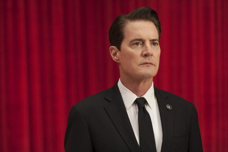 Kyle MacLachlan as Dale Cooper in Showtime's 'Twin Peaks' (Photo: Suzanne Tenner/Showtime)