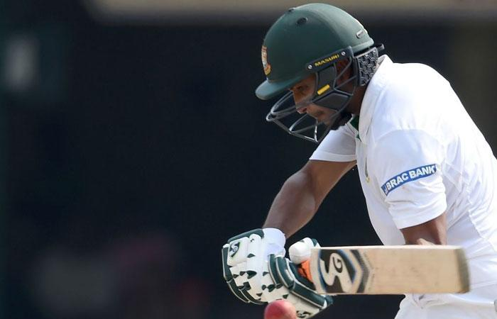 Bangladesh beat Sri Lanka to win 100th Test