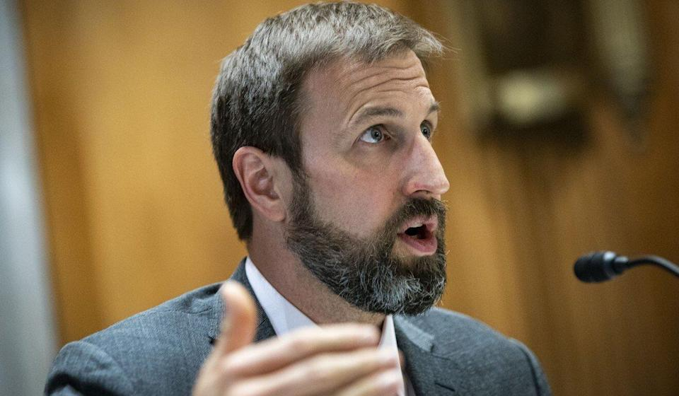 """US representative Jeremy Konyndyk told the World Health Assembly on Tuesday that the purpose of an expert-led inquiry was """"not to assign blame"""". Photo: Bloomberg"""