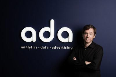 Chris Wiseman, newly appointed Head of Marketing Technology Practice at ADA