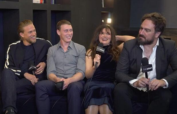 'True History of the Kelly Gang' Filmmaker on Directing His Wife Essie Davis in a Sex Scene With Charlie Hunnam (Video)