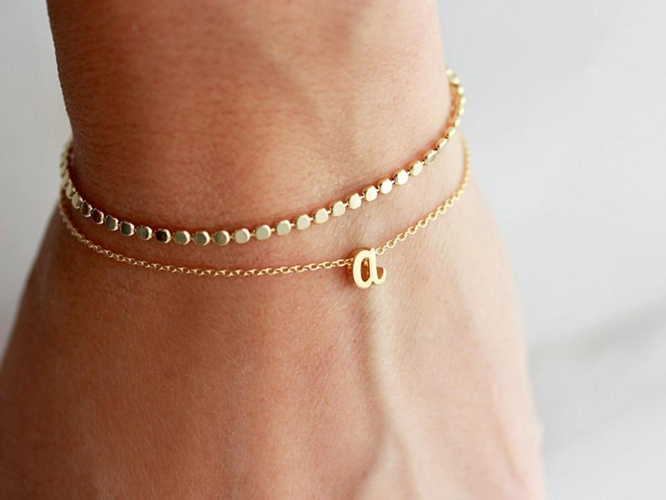 <p>You'll wear this <span>Dainty Bracelet Set</span> ($22, originally $27) all the time.</p>