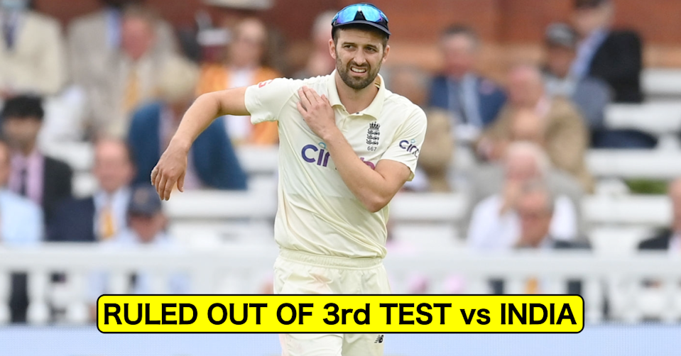 England vs India 2021: Mark Wood Ruled Out Of 3rd Test At Leeds