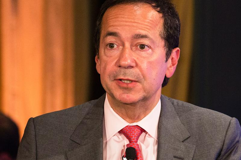John Paulson joins Valeant's board after his firm took a nearly $2 billion hit on its stock
