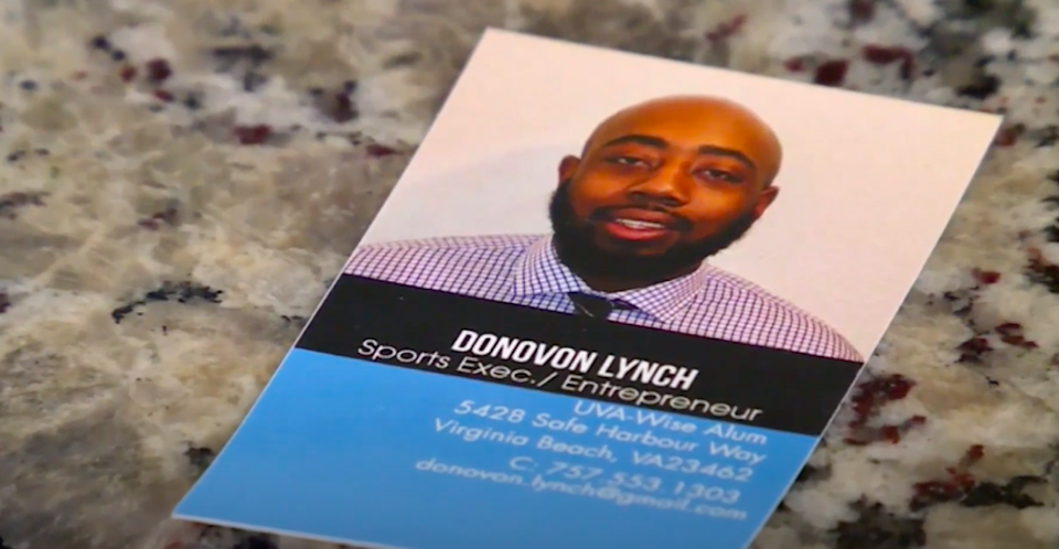 Police shooting of Pharrell Williams' 25-year-old cousin, Donovon Lynch, has been ruled homicide in an autopsy report (WAVY TV 10/Screengrab)
