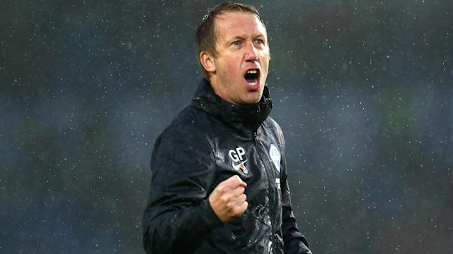 Graham Potter has impressed while in charge of Brighton and Hove Albion and has earned an extension to his contract.
