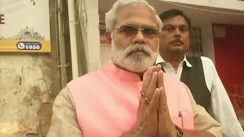 PM Narendra Modi Lookalike Files Nomination From Lucknow For Lok Sabha Elections 2019, Says Will Support Rahul Gandhi After Winning, See Pics