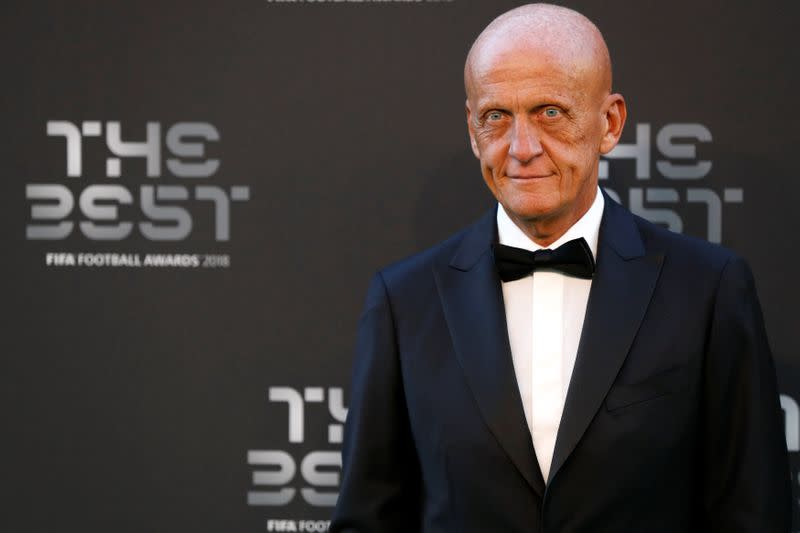 Collina says VAR must not show 'wrong idea of solidarity' with refs
