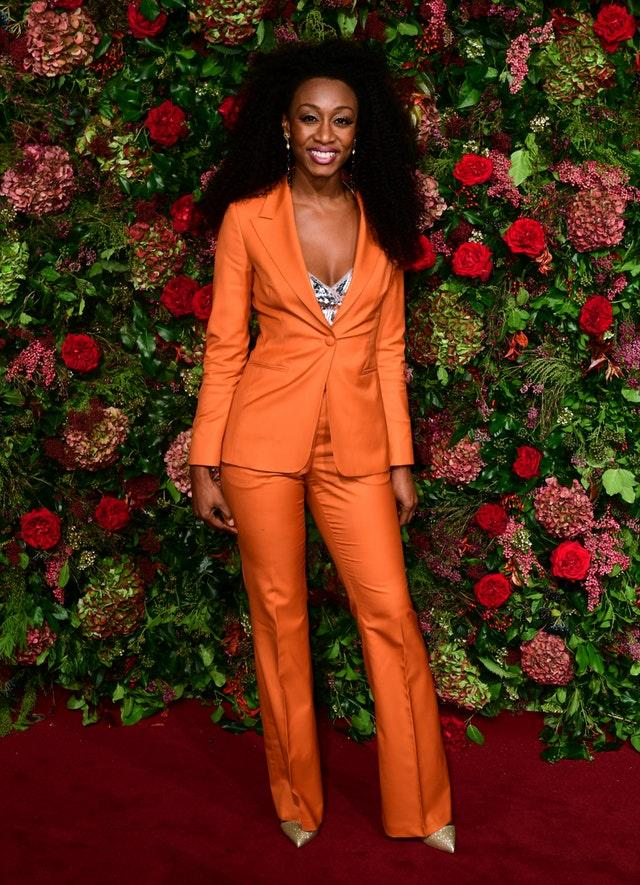 Beverley Knight at the Evening Standard Theatre Awards 2018 – London